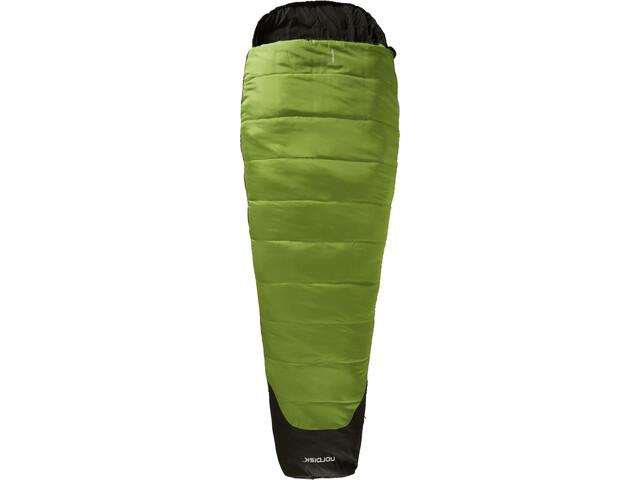 Nordisk Puk +10° Sovsäck L grön